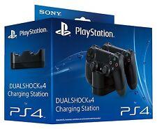 Oficial Ps4 soporte de muelle Dualshock 4 Controlador Estación De Carga Nuevo