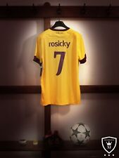 Arsenal Away Shirt 2010/11 *ROSICKY 7* XL Vintage Rare *UCL* *BNWT*