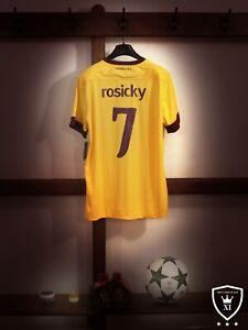 Arsenal Away Shirt 2010/11 ROSICKY #7 (XL) Champions League BNWT