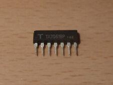 TA7061BP (HF-/ZF-Stufe, TV Sound If Amplifier), Hersteller: Toshiba