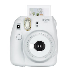 Fujifilm Instax Mini 9 Instant Film Camera - Smokey White instant film camera