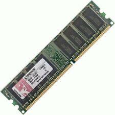 1GB DDR-400 PC3200 Non-ECC Desktop PC (DIMM) Memory RAM 184-pin