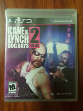 [SEALED, NEW] Kane & Lynch 2: Dog Days for PS3 (PlayStation 3)