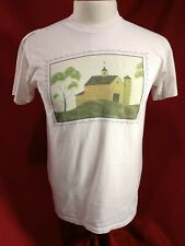 Vintage 1994 American Folk Art Warren Kimble T Shirt Sz M Vermont Cotton Co