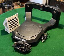 MakerBot Digitizer 3D Desktop Turntable Scanner Used