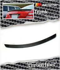 Carbon Fiber AMG Style Trunk Spoiler Wing for 2003-2010 Mercedes W209 CLK Coupe
