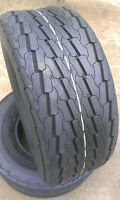 20.5X8.0-10 10 Ply Boat Trailer Tire on 4 hole Wheel