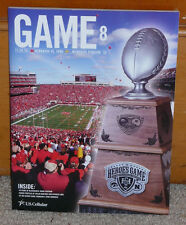 2013 Nebraska vs. Iowa - 3rd Annual Heroes Game B1G- Football Program - 11-29-13