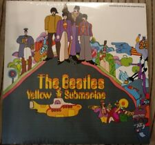 "THE BEATLES ""YELLOW SUBMARINE"" LP SW-153 Sealed Canadian issue Cut out"