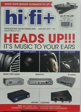 Hi Fi + UK January 2017 Heads Up It's Music To Your Ears Audio FREE SHIPPING sb