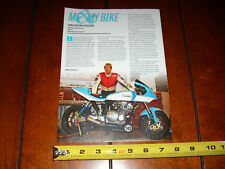 1981 Suzuki Gs1100E George Beavers Superbike - Original 2012 Article
