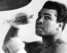 REPRINT - MUHAMMAD ALI #S9 Olympics Boxer Champion autographed signed photo copy