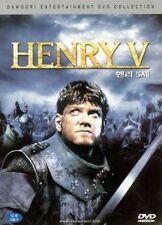 HENRY V (1989) Kenneth Branagh DVD *NEW