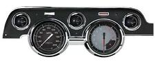 Classic Instruments 67-68 Ford Mustang Gauges Cluster w/ Black Dash Bezel
