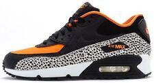 Chaussures noirs Nike en cuir pour fille de 2 à 16 ans