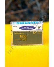Cassette de nettoyage MiniDV Sony DVM-4CLD - Mini-DV Caméscope