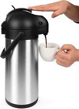 Cresimo 101 Oz 3l Airpot Thermal Coffee Carafe And Coffee Server