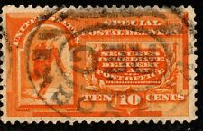 1893 Scott #E3 - 10c Columbian Special Delivery F-VF Used; SCV $50.00
