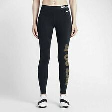 Women's Nike Leggings Running Training Gym Sports Wear Size Large