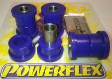 4 Pu Buchsen Querlenker oberes Lager Opel Ascona B Manta B Powerflex PFF80-601