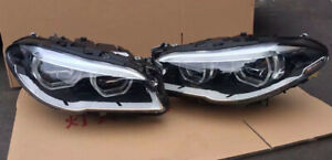 2013-16 Original BMW 5 F10 F11 LCI M5 Full LED adaptive Headlights assembly ECE