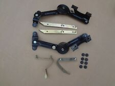 1987 - 1993 MUSTANG CONVERTIBLE TRUNK HINGES CLIPS & BOLTS OEM SKU# fx0487