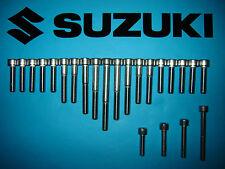 Suzuki GN250 GN 250cc Stainless SS Engine Allen Screw Bolt Kit UK FREEPOST