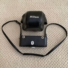Nikon F Camera Leather Case