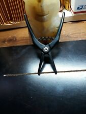 Pinewood Axle Pliers. To adjust axles to run straight. Cut down friction
