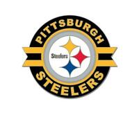 Pittsburgh Steelers Logo Pin NFL Football Metall Wappen Abzeichen Badge