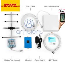 LTE 4G 800MHz(Band 20) 70dB Handy Signalverstärker Kit Repeater 5 Jahre Garantie