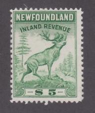 Newfoundland 1942 #NFR42 Inland Revenue - MnoG