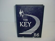 The Key Angola indiana High School Yearbook 1966