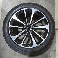 "OEM Bentley Bentayga 21"" Wheel Rim and Pirelli All-Season Tire 36A601025l"