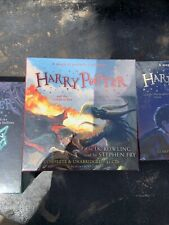 HARRY POTTER audio CD books 4-5 Goblet of Fire, Order of the Phoenix NEW SEALED