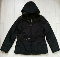 "Wellensteyn Zermatt ""M"" Damen Jacke Jacket Braun Mantel"