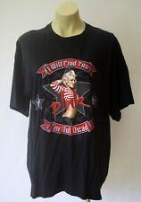 Pink Australia & New Zealand tour t-shirt 2007