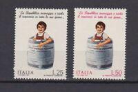 S16974) Italy MNH 1971 World Saving Day 2v