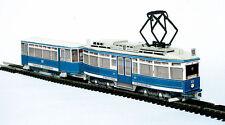 Straßenbahn Modell Kartonbausatz TW Ce 4/4 321 Zürich mit 1 BW Maßst. 1:87 - H0m
