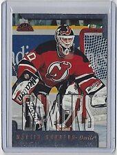 1997-98 MARTIN BRODEUR LEAF GAMERS #174