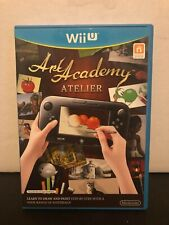 WII U-ART ACADEMY: ATELIER WII U (UK IMPORT) GAME US SELLER PAL Exclusive