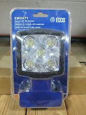 Ecco EW2471 Square LED Worklamp, Flood Beam