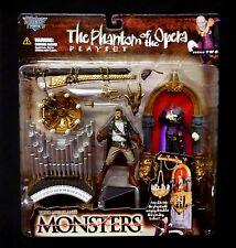 McFarlane Toys Monsters Series 2 Phantom of the Opera Playset Figures New 1998