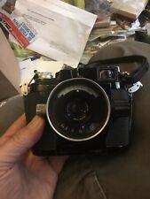Nikonos Calypso Nikkor Camera with Nikkor 2.5/35mm Nippon Kogaku Tokyo No Res.