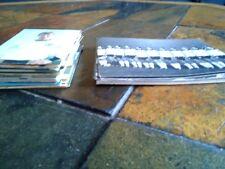 Bergmann WM Mexico 1970 84 Spieler karten und 22 Länder Postkarten