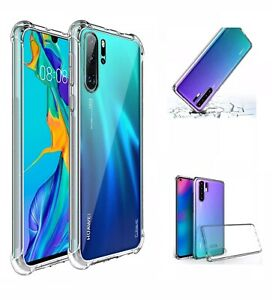 Case for Huawei P40 P30 Pro Lite Shockproof Bumper Hybrid Protective Clear Cover