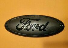 "2011-2016 Ford F250 F350 Super Duty  Grill 13"" Magnetic gray &  Black  Emblem"