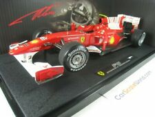 "1 18 Hot Wheels T6257 Ferrari F10 Fernando Alonso 2010 ""baharain GP Edition"""