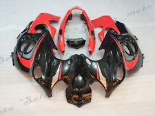 Fairing Set Cowl Body Fit For SUZUKI Katana 600 GSX600F 2003-2006 Plastic Red-bl