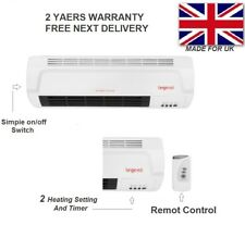 WALL OVER DOOR HEATER FAN REMOTE CONTROL AIR CURTAIN COOLING FAN